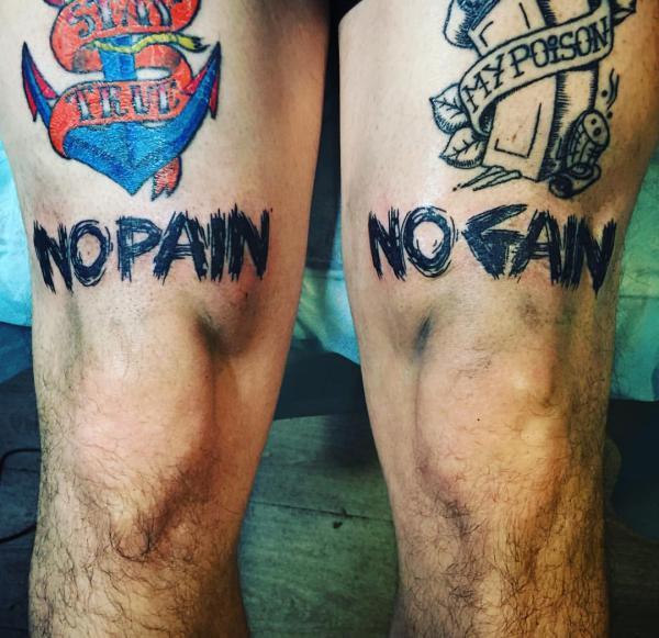 """""""NO PAIN, NO GAIN"""" – CZY BÓL TO KONIECZNOŚĆ?  A MOŻE BARDZIEJ OSTRZEŻENIE…?"""